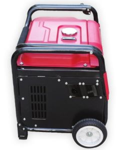 Factory Sales Four Stroke Inverter Gasoline Generator Electric Generator pictures & photos