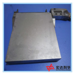 Yg20 Wear-Resisting Carbide Square Steel Plates for Moulds pictures & photos