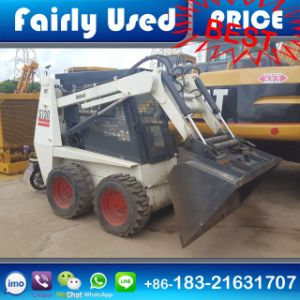 Used Bobcat S130 Mini Loader of Bobcat S130 Mini Loader pictures & photos