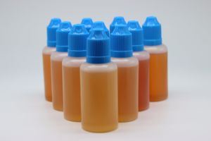 Polyethylene Glycol 10ml Plastic Bottles Fruit E Liquid pictures & photos