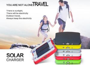 5200mAh Solar Charger Solar Power Bank for Mobile Phone pictures & photos