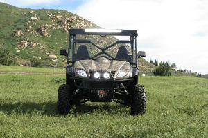 V800 V-Twin, Four-Stroke, Liquid-Cooled 800cc UTV with EPA EEC Certificate pictures & photos