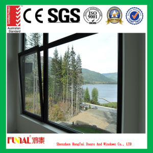 Aluminum Tilt and Turn Window with Low-E Glass pictures & photos
