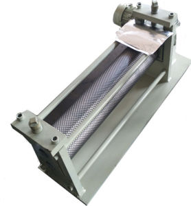 Steel-Steel Embossing Roller for Foil pictures & photos