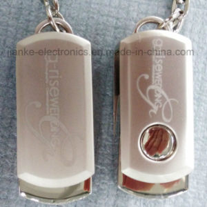 Hot Sale Key Chain Metal USB Flash Pen Drive with Customized Logo (761) pictures & photos