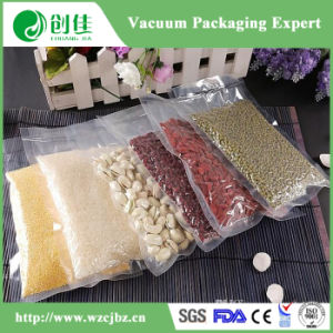 Plastic Transparent PA/PE Extrusion Clamshell Pack Vacum Sealer Bags pictures & photos