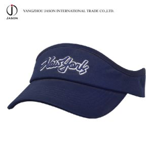 Sun Visor Hat Sun Visor Hat Leisure Cap Sports Cap Sandwich Sun Visor Cap pictures & photos