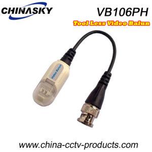 1 Channel Passive CCTV Video Balun for HD-Cvi/Tvi/Ahd (VB106pH) pictures & photos