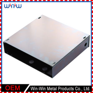 Manufacturers Custom Stainless Steel Metal Electrical Mini Junction Box pictures & photos