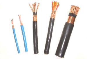 450/750 V XLPE Insulated and PVC Sheathed Control Cable pictures & photos
