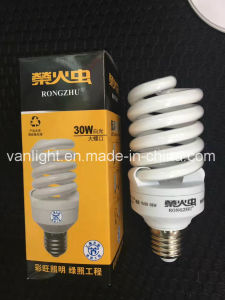 Full Spiral CFL Lamp of Energy Saving Lamp (20~30W)