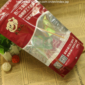 Zipper Standup Food Pouch (L) pictures & photos