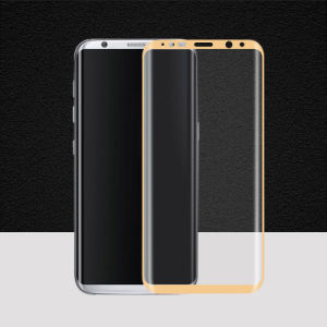 3D Full Covered Tempered Glass Film/ Screen Protector for Samsung S8
