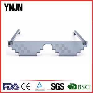 Ynjn High Quality Custom Logo UV400 Fashionable Sunglasses (YJ-S59021) pictures & photos