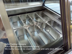 Ice Cream Cart/Ice Ceam Push Carts (B4) pictures & photos