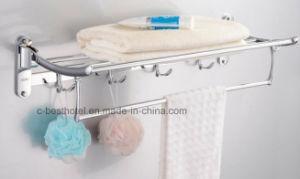 Bathroom Bath Towel Shelf Towel Rack pictures & photos