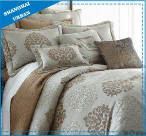 Brown Vintage Theme 7PCS Microfiber Comforter Bed Linen pictures & photos