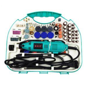 Goxawee Power Tool Jewelry Polishing Tool 211PCS Mini Die Grinder Set