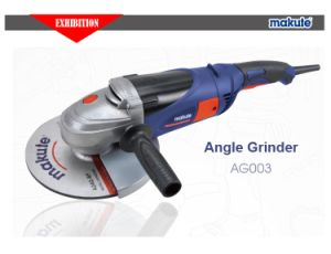 professional Mikata Style 180mm 230mm 2400W Angle Grinder pictures & photos