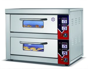 Electric Oven for Baking Pizza (new model) pictures & photos