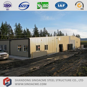 Prefabricated Light Metal Frame Barn Producer pictures & photos