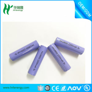 High End Li Ion Polymer Battery 3.7V 2200mAh for Strong Light Flashlight pictures & photos