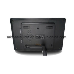 Hot-Sale 10inch TFT LCD Monitor Advertising Digital Photo Frame (HB-DPF1001) pictures & photos