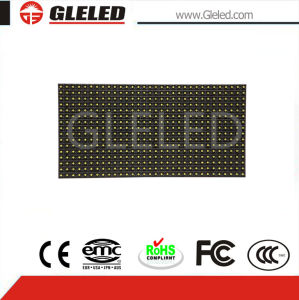 Outdoor Single Yellow LED Message Board pictures & photos
