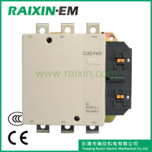 Raixin Cjx2-F400 AC Contactor 3p AC-3 380V 200kw pictures & photos