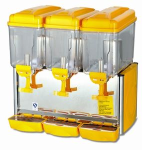 Cheering Mixing/Spraying Cooling&Heating Drink Dispenser pictures & photos