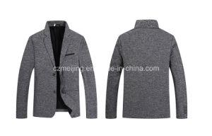 Men′s Two Color Leisure Suit
