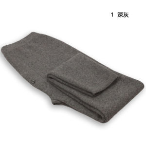 Yak and Wool Blended Warm Knitted Pants for Men pictures & photos