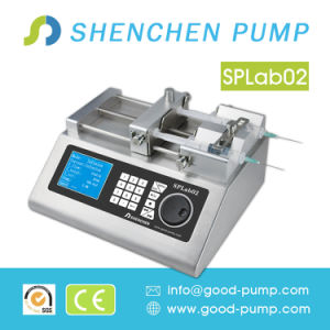 ISO Custom Popular Promotional China Cheap Infusion Syringe Pump pictures & photos