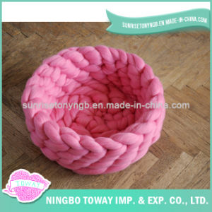 High Quality Wholesale Dog House Acrylic Pet Bed pictures & photos