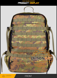 Tactical Army Backpack with Military ISO Standard Camouflage Nylon pictures & photos