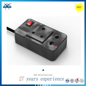Socket Type ADSL Power Signal Protection Rj11 Surge Protector Device pictures & photos