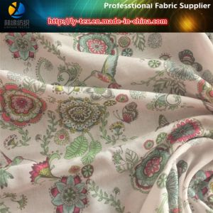 Doris Cloth, Polyester Doris Printing Fabric for Summer Dress pictures & photos