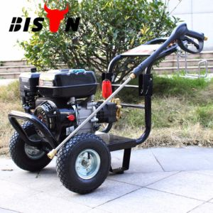 Bison 200 Bar 2900 Psi Portable Gasoline High Pressure Washer pictures & photos