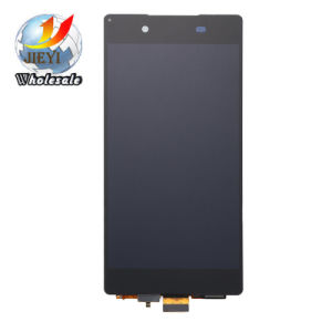 LCD Display for Sony Xperia Z3+ Plus E6553 Z4 LCD Screen Display with Digitizer Touch Black pictures & photos