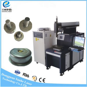 4D Automatic Machine YAG Laser Welding Machine (Four-shaft linkage) for Aluminum/Copper/Li-ion pictures & photos