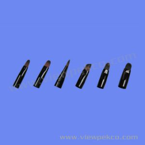 Tips of Gel Eyeliner Brushes