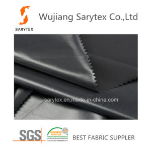 Functional Breathable Warm Fabric with TPU Flocking for Outdoor Jacket pictures & photos