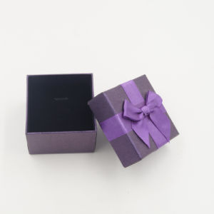 Unique Design Elegant Paper Gift Box for Jewellery (J79-B) pictures & photos