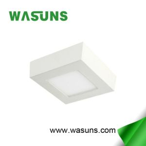 6W Surface Mounted Square Panel LED Light pictures & photos