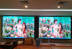 Indoor P6 LED Display for Advertising pictures & photos