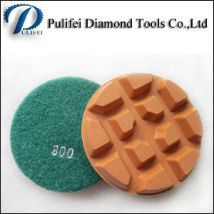 Wet Polishing Pad for Granite Stone High Gloss Polishing pictures & photos