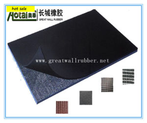 SBR Rubber Sheet Insect Nylon Fabric pictures & photos