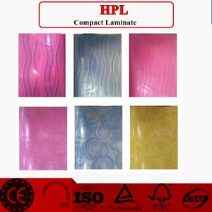 High Pressure Decorative Laminate; 2mm HPL pictures & photos