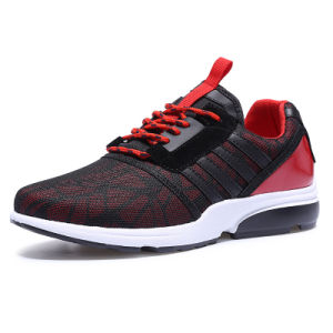 Spring 2016 Men Shoes Wholesale Air Surface Tide Trend of Korean Network Low Shoes Help Male Casual Shoes pictures & photos
