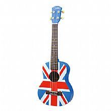 Wooden Acoustic Steel String Guitar Student Guitar pictures & photos